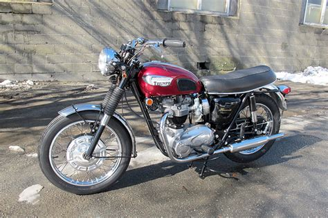 1968 triumph bonneville t120r don hutchinson cycle