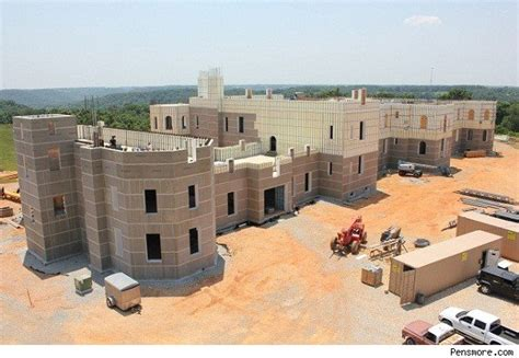 Talk About Second Homes Here S A 72 000 Square Foot 72000 Square Foot House Ozarks