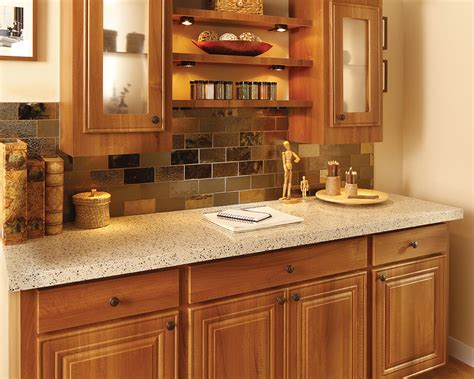 Pictures Of Tile Backsplashes In Kitchens by How To Select The Right Granite Countertop Color For Your