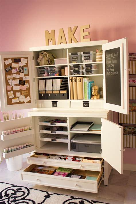craft room storage cabinets 17 best ideas about craft storage furniture on