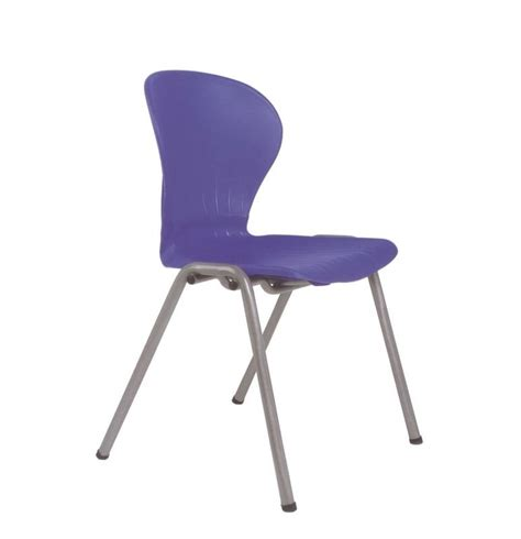 Plastic Office Chair by Navy Blue Plastic Stackable Office Chair Buy Wholesale