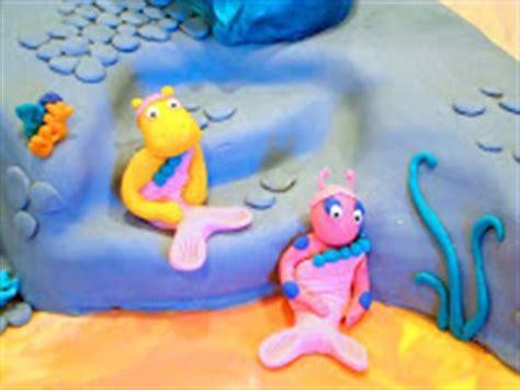 Backyardigans Mermaid Coco Desserts Backyardigans Birthday Cake