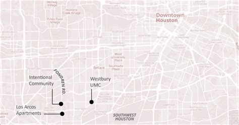 Apartment Map Search Houston Westbury Umc S Apartment Ministry Has Helped Resettled
