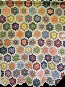 Grandmothers Flower Garden Quilt Inspiration Grandmother S Flower Garden