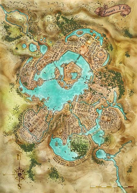 map creation 78 best images about d d city map on