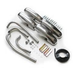 Vintage Mini Cooper Parts Overrider And Trim Bar Kit Mk1 Mssk025 Seven Mini Parts