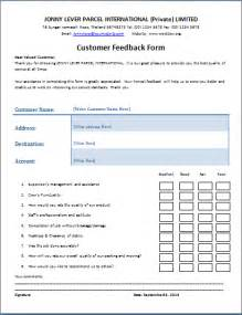 feedback template doc 405520 feedback form word template ms word