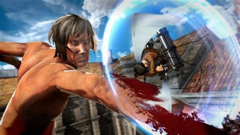 Koei Tecmo S Attack On Titan 2 To Launch For Ps4 Switch