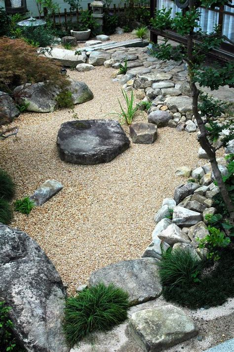 Nice Water Wise Garden Idea Yard Pinterest Gardens Japan Rock Garden