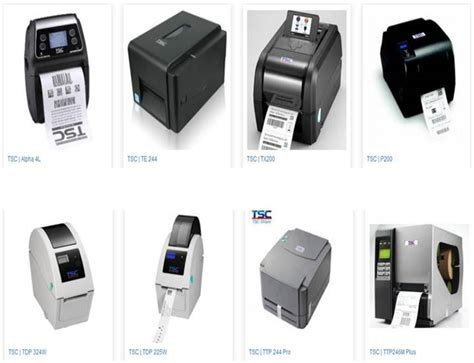 Barcode Printer Tsc Ttp Ta 210 tsc printers best prices tsc service center labels