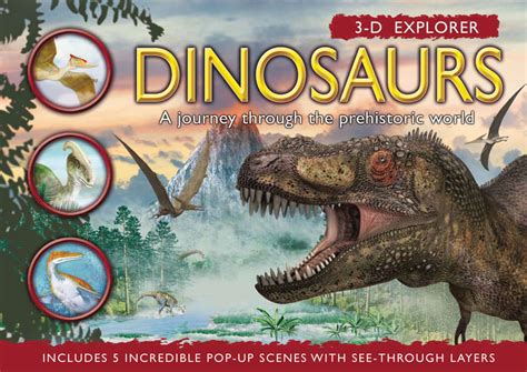 dinosaur picture book 3 d explorer dinosaurs book the dinosaur farm