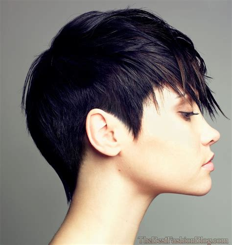 are side cut hairstyles still in fashion 2015 modern pixie haircuts for women 2018