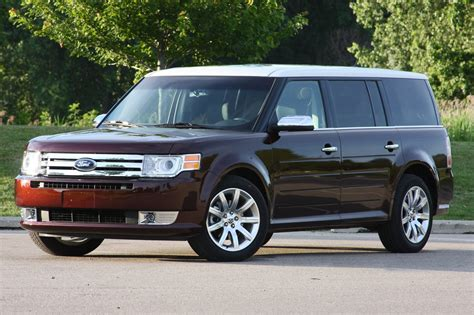 Flex Ford by Review 2009 Ford Flex Photo Gallery Autoblog