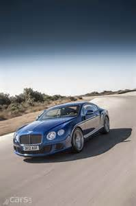2013 Bentley Continental 2013 Bentley Continental Gt Speed Photo Gallery Cars Uk