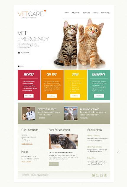 6 best images of web page layout template web page 87 best marketing images on pinterest visit cards