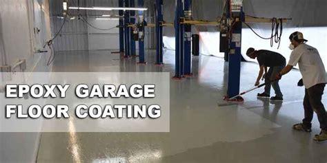 Garage Floor Coating Costs   Breaking Up The Spend