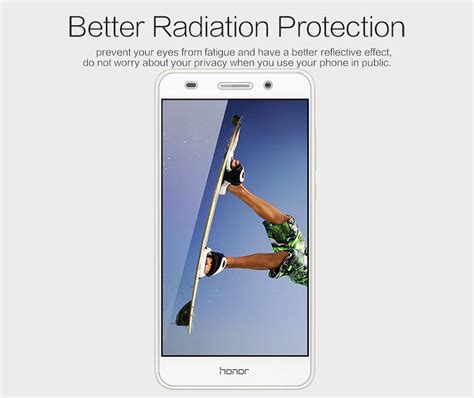 Nillkin Frosted Matte Cover Huawei Honor 5a Emas nillkin matte scratch resistant protective for huawei honor 5a