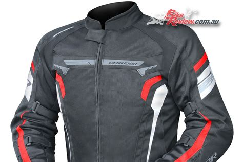 bike riding jackets new product dririder air ride 4 jacket bike review