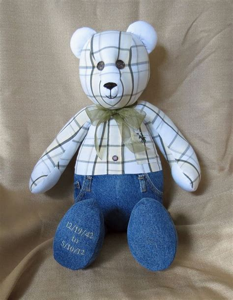 pattern for baby clothes teddy bear the bears memory bears bears made from loved ones