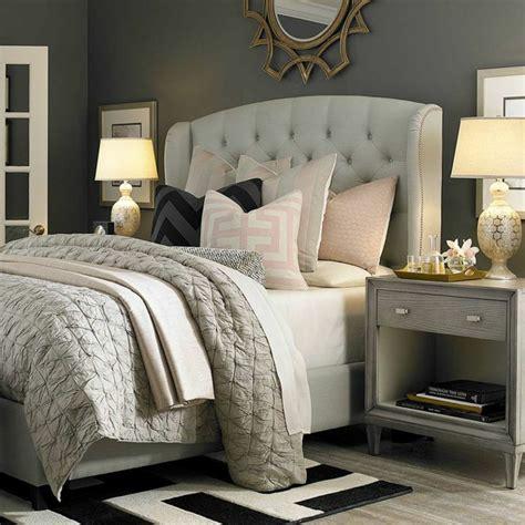 chambre avec tete de lit capitonn馥 les meilleures variantes de lit capitonn 233 dans 43 images