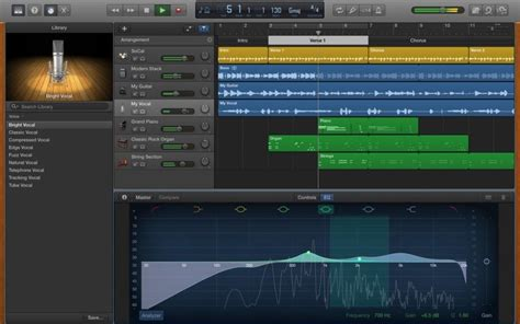 How To Record Using Garage Band by Garageband For Mac Updated With Memos Support 2 600