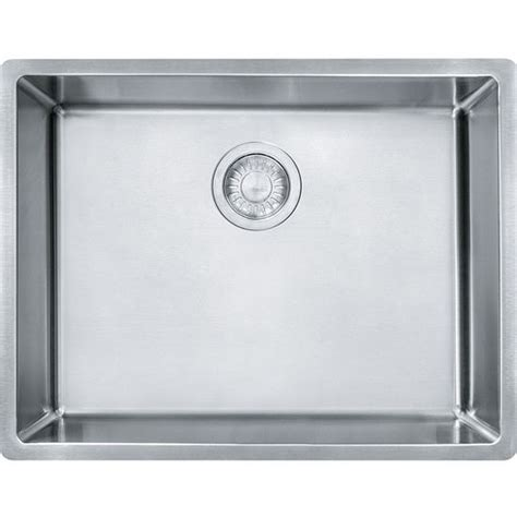 how to measure kitchen sink cube single bowl undermount kitchen sink made of 18 stainless steel measuring 17 3 4 quot d
