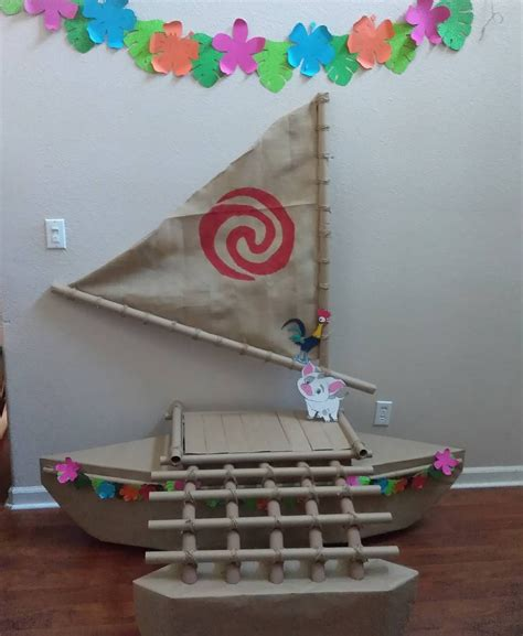 moana boat decoration dae2dae events dae2daeevents on instagram moana boat