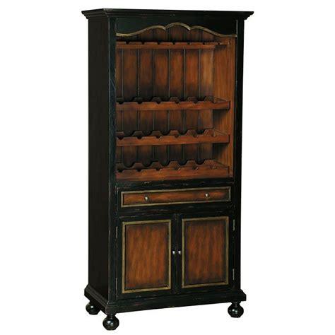 black wine cabinet furniture aged black wine cabinet pulaski furniture furniture cart