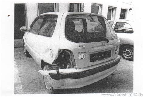 Motorrad Versicherung Nicht Bezahlt by Honda Nach Dem Unfall 002 Versicherung Zahlt Obwohl