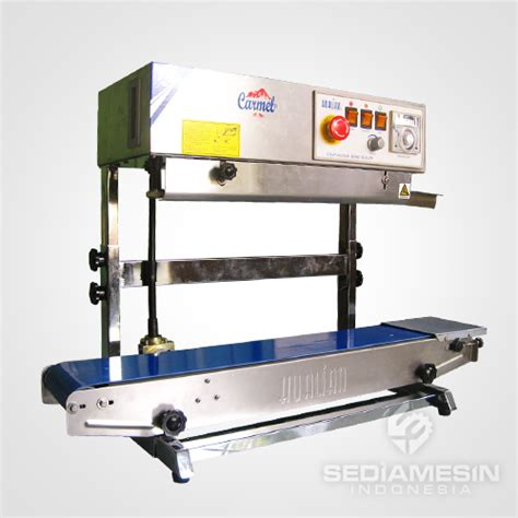 Mesin Continous Sealer Frb 770ii Hualian mesin press plastik