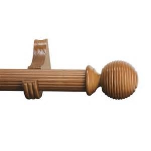 great buy in solid wood drapery rods review of