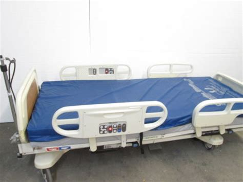 stryker bed used stryker secure 3000 beds electric for sale dotmed