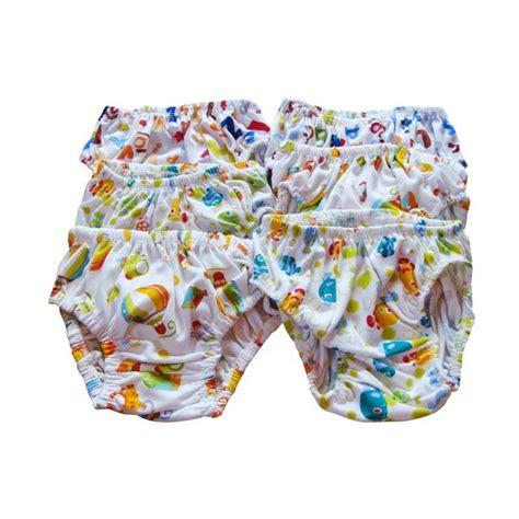Celana Dalam Viorano 5000 Pcs jual mykenzie celana dalam anak bayi 6 pcs harga kualitas terjamin blibli