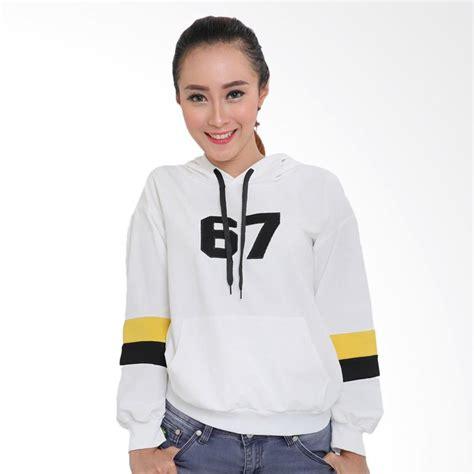Baju Atasan Wanita Cardigan Kartu jual lemone swe100018 premium baju atasan sweater wanita
