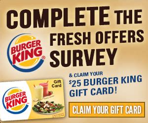 Do Mcdonalds Gift Cards Expire - 25 burger king new menu gift card at totally free stufftotally free stuff