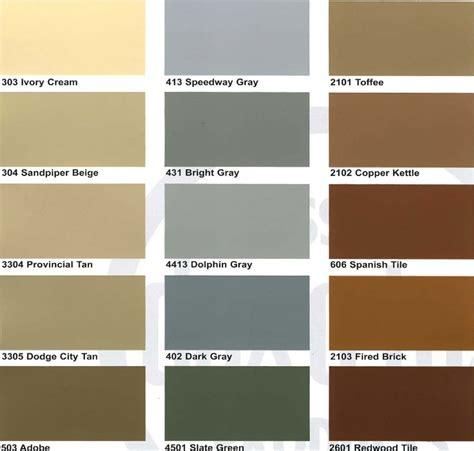 color o color charts palettes dex o tex brands crossfield