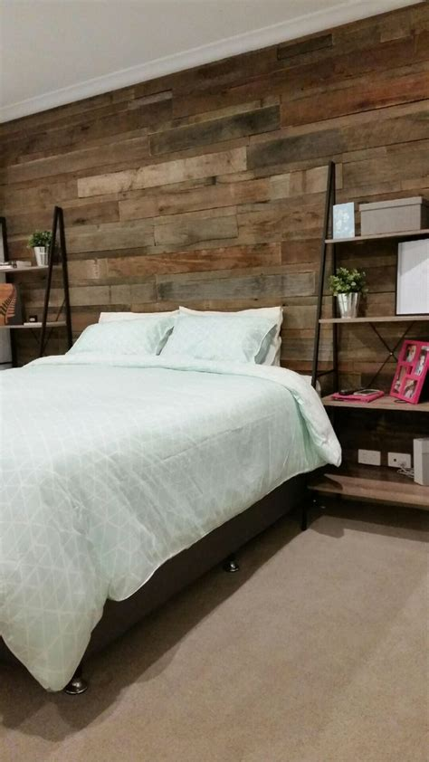 bedroom feature wall designs best 25 timber feature wall ideas on wall