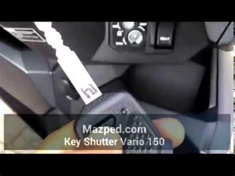 Kunci Kontak Vario 150 key shutter all new vario 150