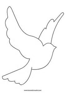 Dove Templates Free by Best Photos Of Dove Template To Trace Dove Craft
