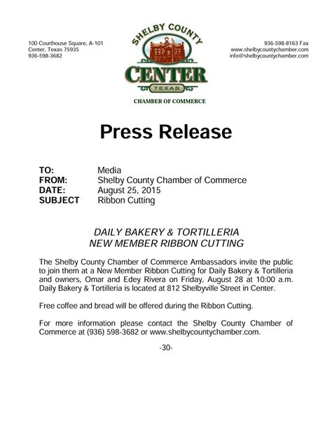 shelby county chamber of commerce new member ribbon cutting