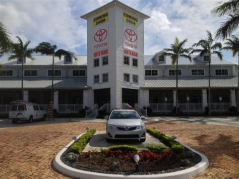 Toyota Of Miami Toyota Of Miami Is Now Open And Ready For Business