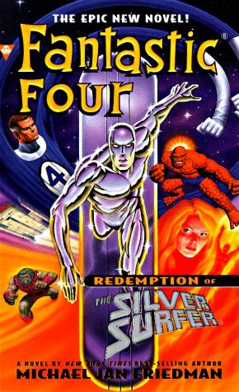 the book of fantastic four multilingual edition books fantastic four redemption of the silver surfer by michael