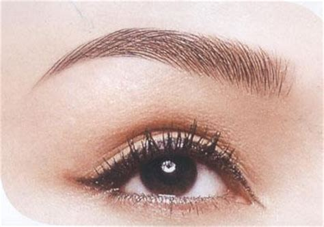 tattoo on eyebrows how safe trend eyebrow embroidery look good but is it safe