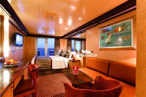 costa deliziosa cabine costa deliziosa mini suite details