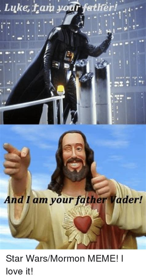Star Wars Love Meme - pin mormon meme memes quickmeme on pinterest