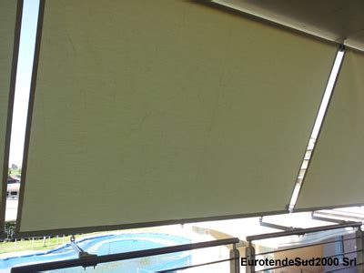 teli per tende da sole tende a caduta e sostituzione teli delle tende da sole