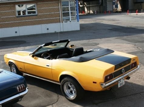 ford mustang 72 american wheels aalborg ford mustang convertible 72