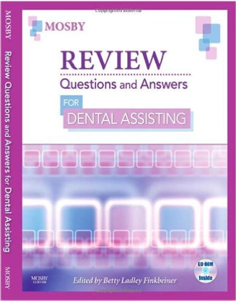 review questions and answers for dental assisting pdf