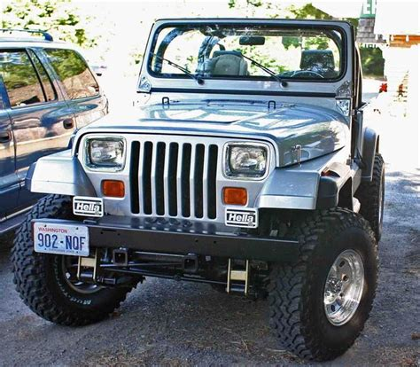 jeep wrangler or bad 1000 images about jeep wrangler yj 1987 1995 on