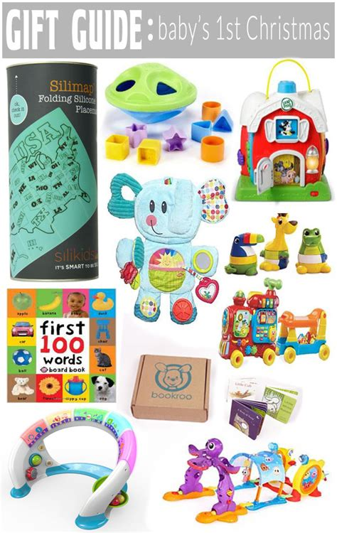 gifts for baby s first christmas the shirley journey
